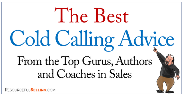 Here's my tip - don't listen to the advice that says you should be cold calling. featured image