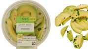 Peeled and sliced avocado, a step too far?