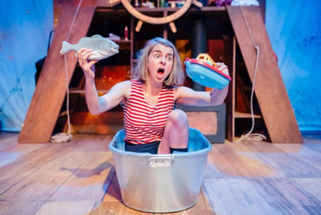 Watch 'Little Tim and the Brave Sea Captain' from The Wardrobe Ensemble - theatre for 2-8 year olds featured image