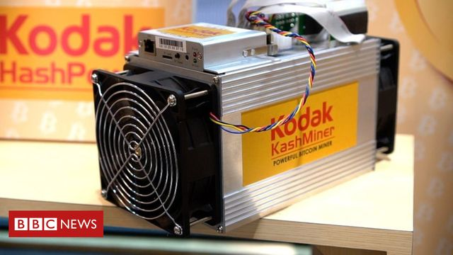 Kodak joins the blockchain age featured image