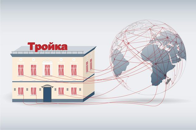 Troika Laundromat featured image