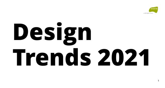 Design Trends for 2021 featured image