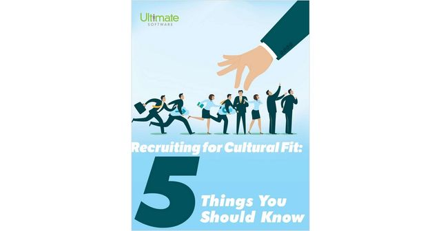 Recruiting for Cultural Fit featured image