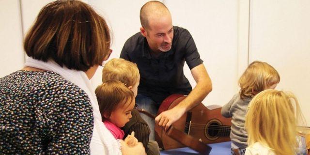 Musique pour la journée petite enfance featured image