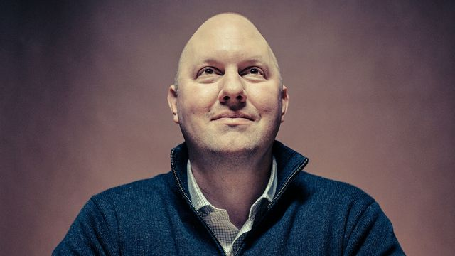 Marc Andreessen on Finance: 'We Can Reinvent the Entire Thing' featured image