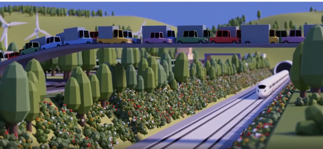Let's get infrastructure done, unleash Britiain's potential- let's give HS2 the Green Light featured image