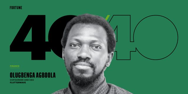 """Olugbenga (""""GB"""") Agboola named to Fortune's 40 Under 40 for 2020 featured image"""