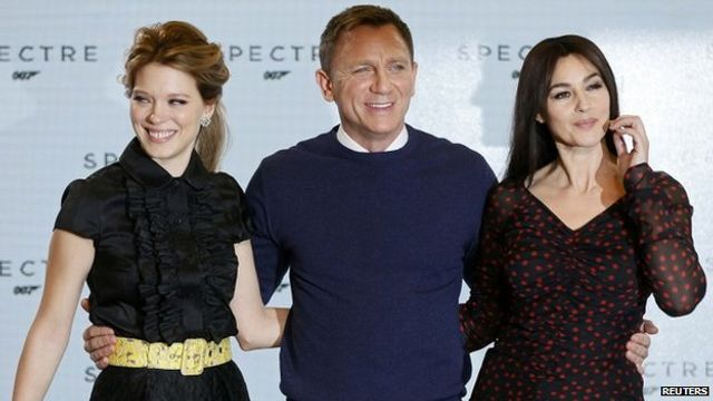 Spectre - The next James Bond film featured image