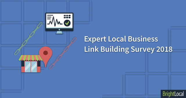 Expert Local Business Link Building Survey 2018 featured image