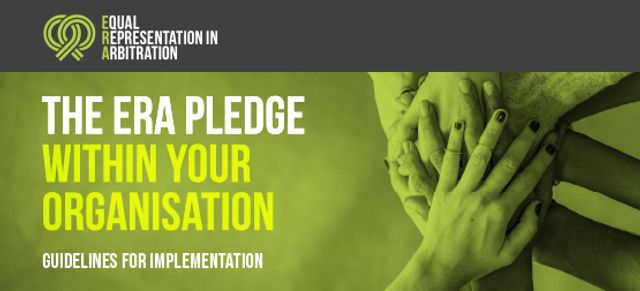ERA Pledge launches Corporate Guidelines featured image