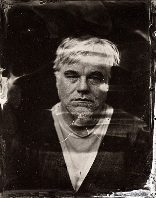 Philip Seymour Hoffman last portrait at Sundance featured image