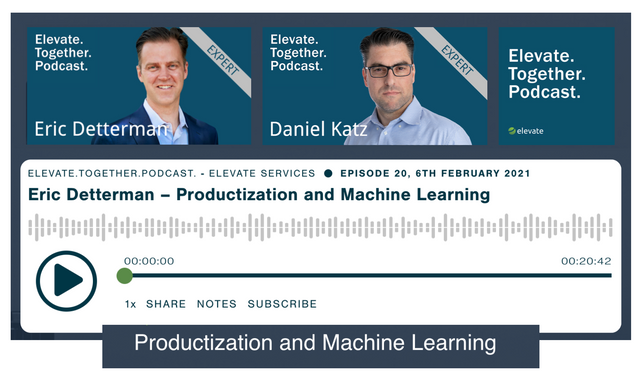 Productization of Legal A.I. – Inside the Engine Room with Eric Detterman featured image