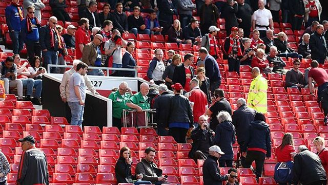 Old Trafford security gaff: Does it justify instant dismissal? featured image