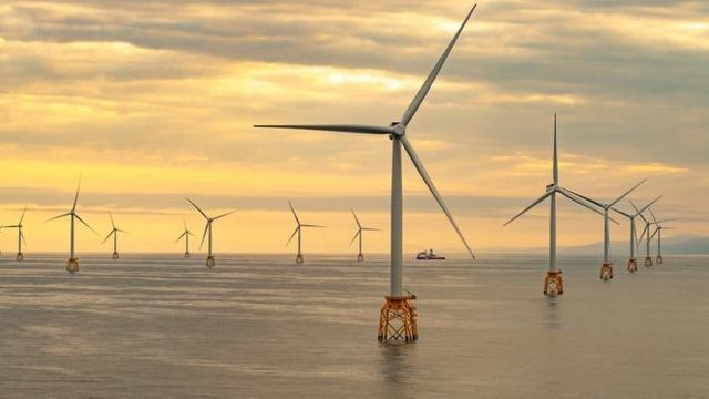 Increased offshore wind deployment is key to meeting net zero targets featured image