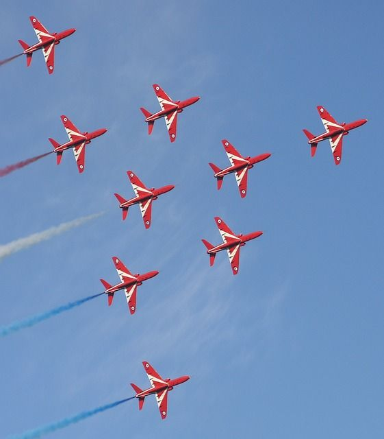 The Red Arrows cannot fly away from uncomfortable truths featured image