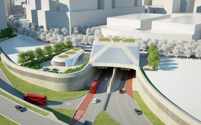 Silvertown Tunnel Project featured image