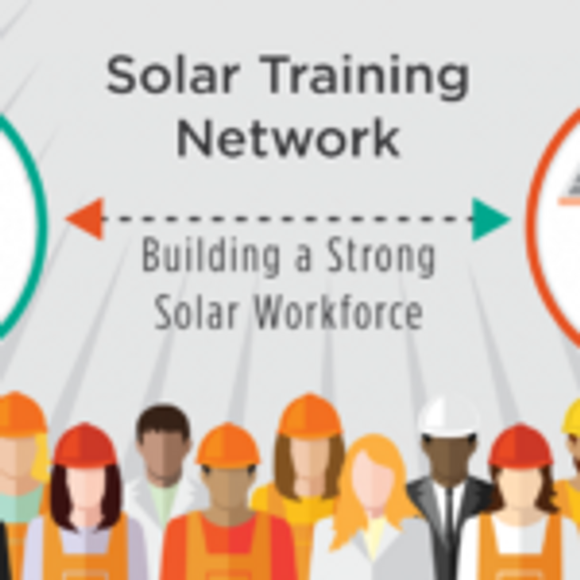 New Solar Workforce Development Program (US) featured image