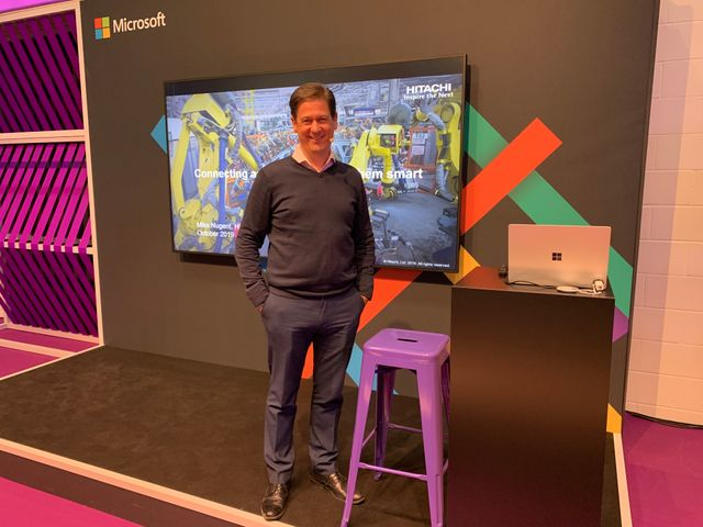 Hitachi Consulting @ Microsoft Future Decoded London 2019 featured image
