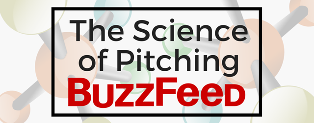 Pitching Science To Buzzfeed featured image