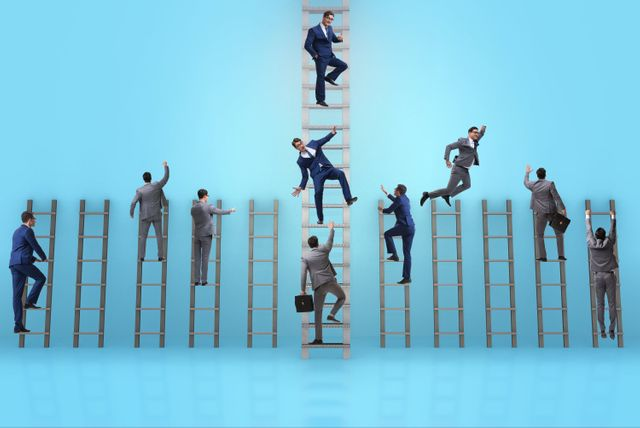 Climb the EI ladder to success! featured image