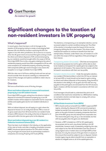 Overhaul of the property tax regime featured image