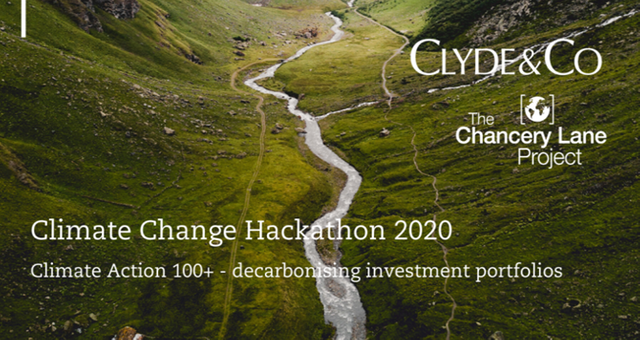 Climate Action 100+ - decarbonising investment portfolios featured image