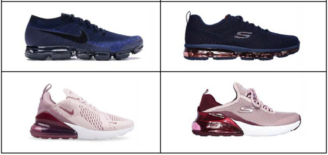 "NIKE v Skechers - innocent ""Skecherizing"" or more sinister plagiarising?! featured image"