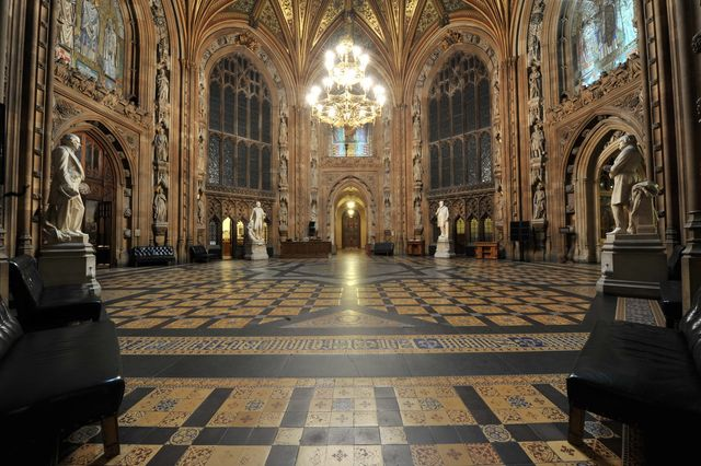 Fancy a free guided online tour of London's Palace of Westminster? featured image
