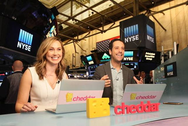 Cheddar Raises $10M for Business News Video Service featured image
