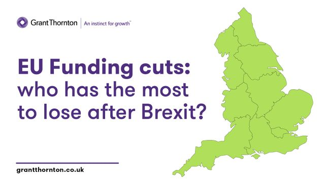 EU Funding Cuts – who has the most to lose after Brexit? featured image