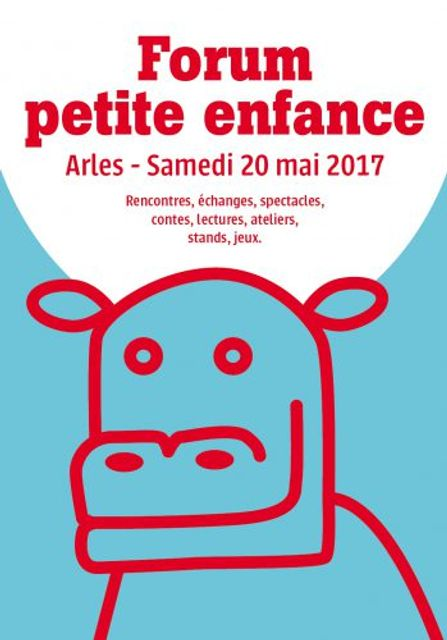 Forum de la petite enfance à l'Espace Van Gogh featured image