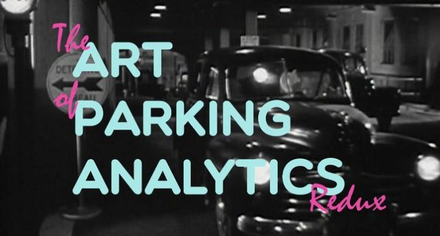Parking analytics in the right bay featured image