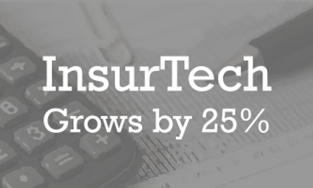 InsurTech Industry Has Grown by 25% (As One of the Hottest FinTech Verticals) featured image