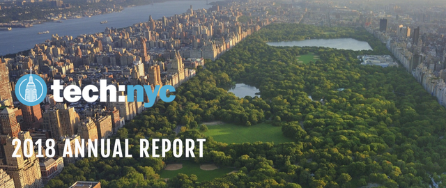 Tech:NYC 2018 Annual Report featured image