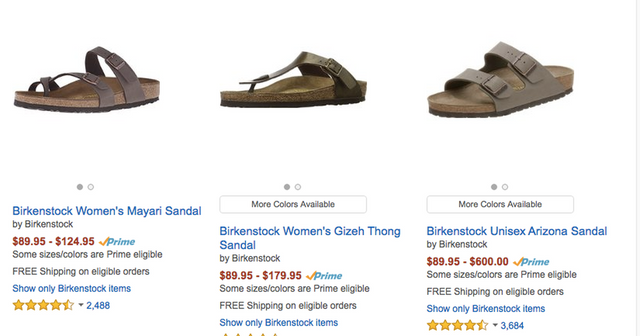 Birkenstock to stop selling via Amazon featured image