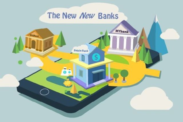 Alibaba, Baidu and Tencent and Their New Online Banks featured image
