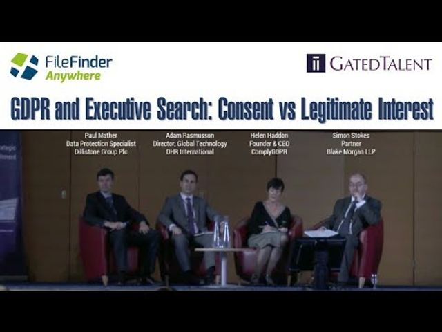 GDPR & Executive Search: Consent vs Legitimate Interest featured image