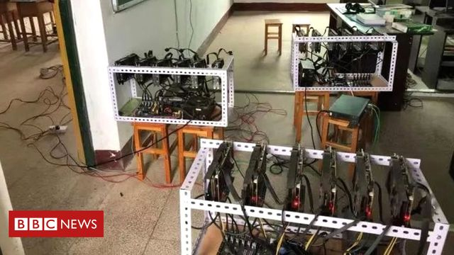 Chinese headmaster fired over secret coin mining at school featured image
