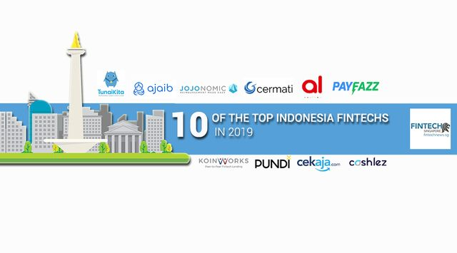 10 of the Top Fintech Startups in Indonesia for 2019 featured image