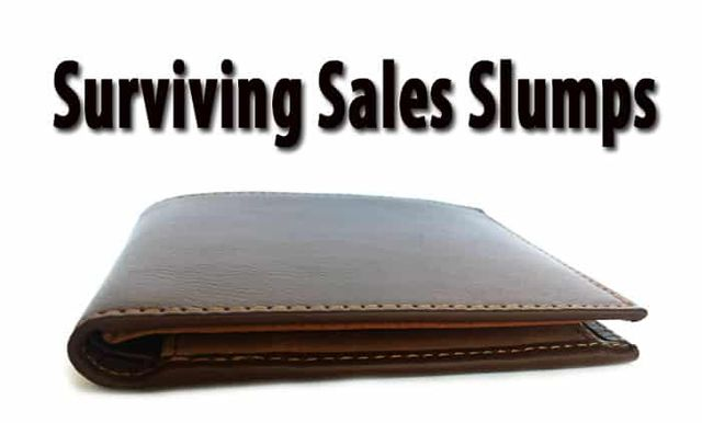 Surviving Sales Slumps featured image