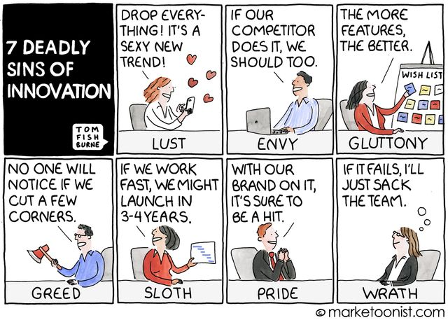 7 deadly sins of innovation featured image