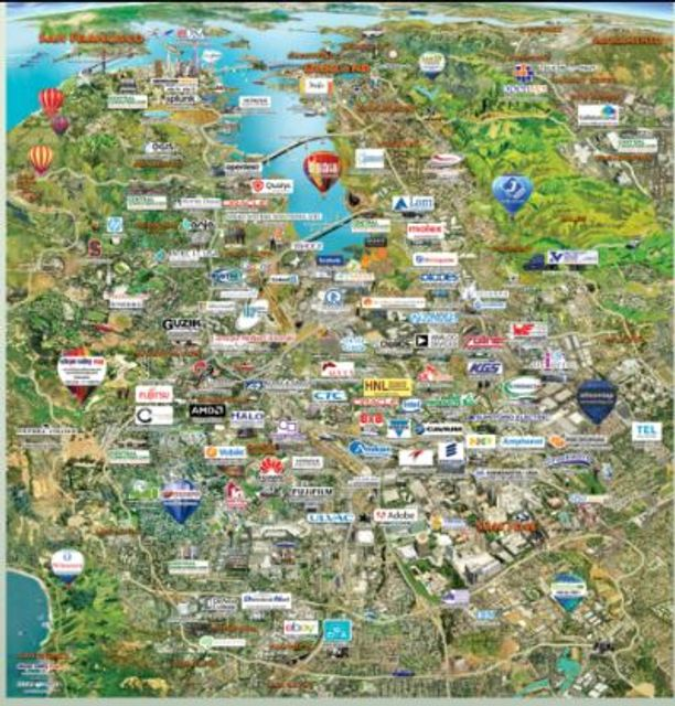 Views from the Valley:  San Francisco vs Silicon Valley featured image