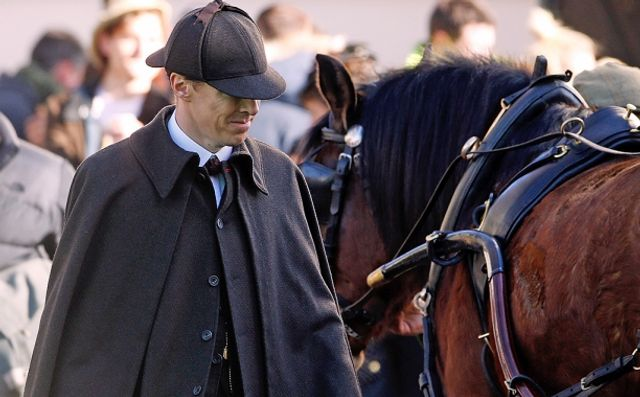 Sherlock special set in Victorian London featured image