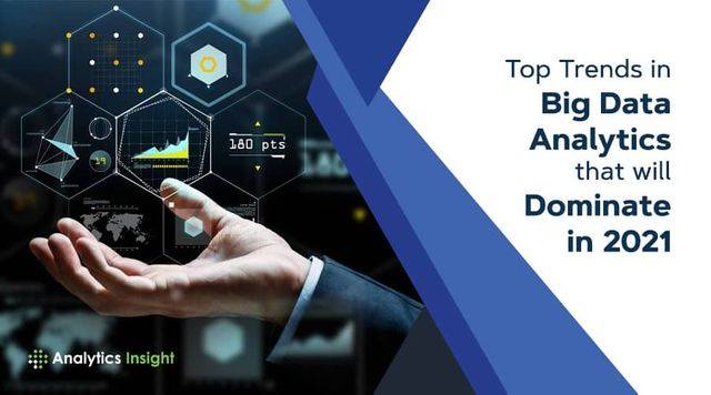 TOP TRENDS IN BIG DATA ANALYTICS THAT WILL DOMINATE IN 2021 featured image