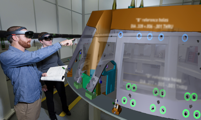 NASA relying on Augmented Reality to build spacecrafts featured image
