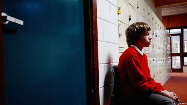 Pupils with Mental Health Problems excluded from school featured image