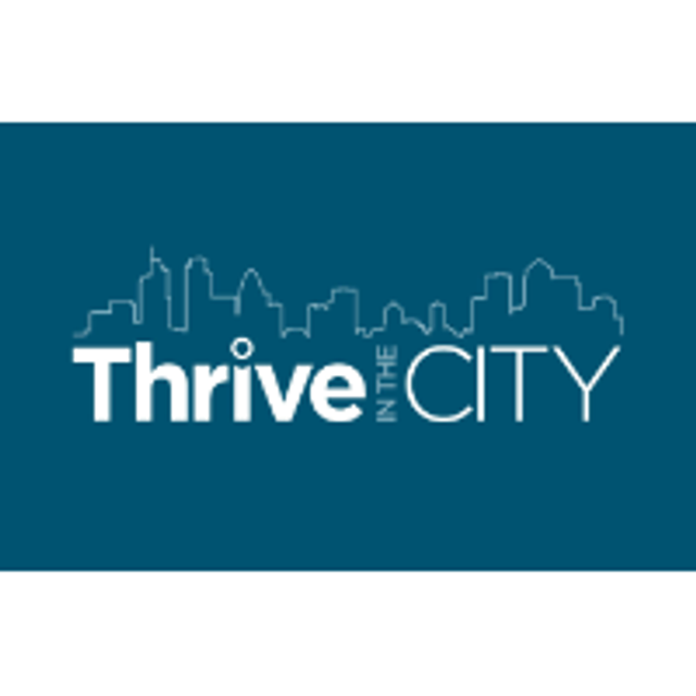 Thrive in the city - a week to go featured image