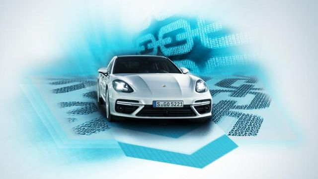 Porsche introduces blockchain to cars featured image
