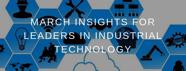 Insights for leaders in industrial technology featured image