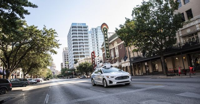 Ford's autonomous vehicles are coming to Austin, Texas (and so are Hyperion!) featured image